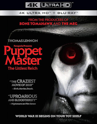 Puppet Master The Littlest Reich 4k Ultra Hd