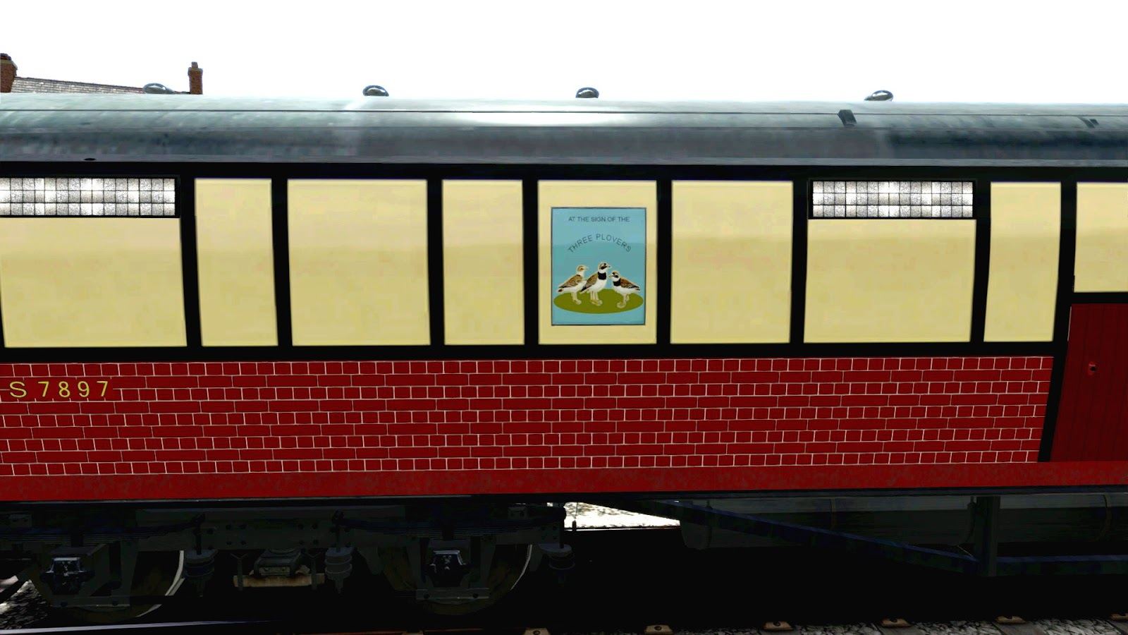 Trainspotting Photos Uk The Bulleid Tavern That Travelled
