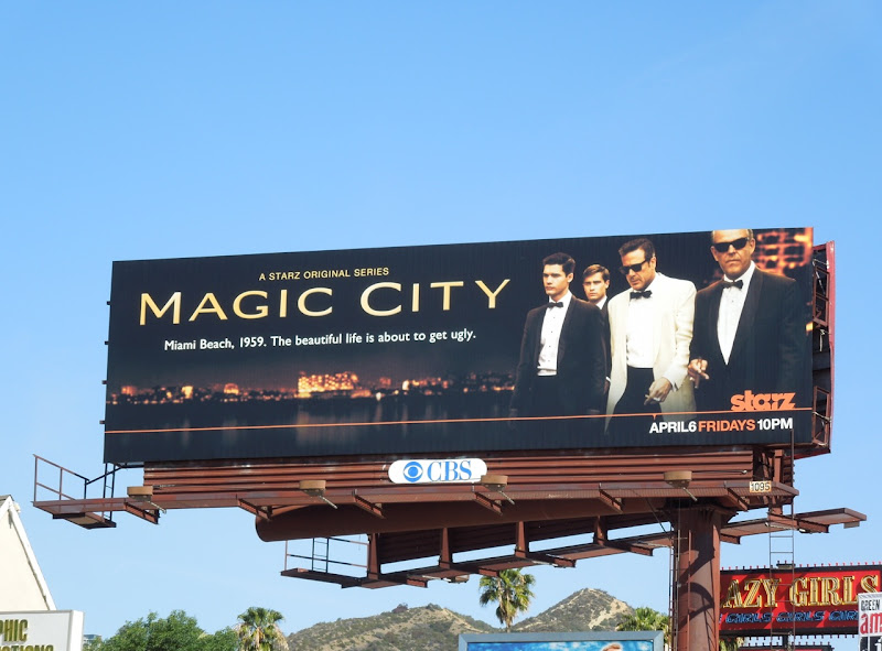 Magic City Starz billboard