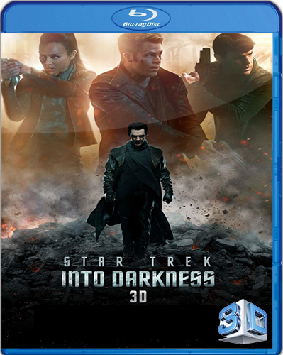 Star Trek Into Darkness [2013] [BD50] [Latino] [3D]