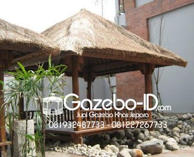 Gazebo Bale Bengong
