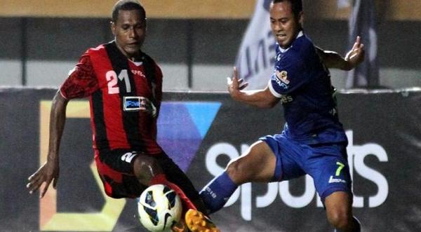 Lawan Persipura Jadi Ujian Persib Bandung Pertahankan Jalur Kemenangan