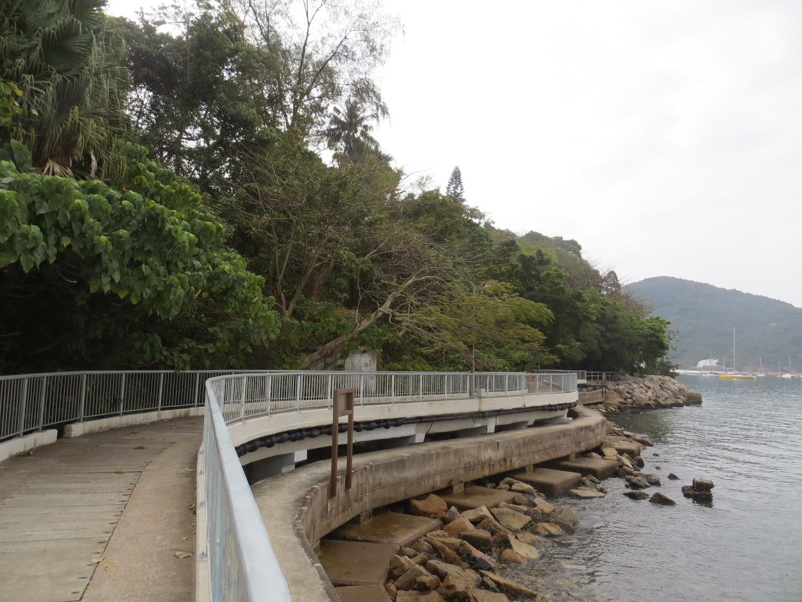 Allan's Blogspot: 黃竹坑至鰂魚涌