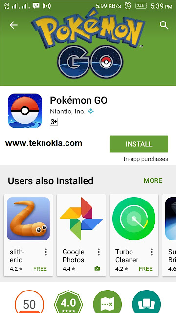 TEKNOKIA.com - As quoted from the official account of the game, in addition to Indonesia, Pokémon Go has also been available in other countries in the Asia and Oceania. A total of 15 countries that eventually got the game.