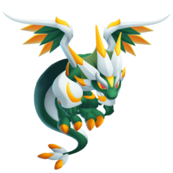 Defender Dragon (Teen)