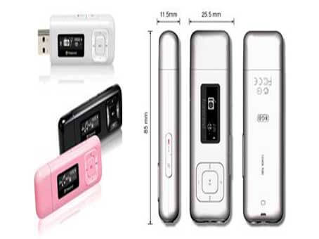 Transcend Memperkenalkan MP330 Digital Music Player ke Pasar Indonesia