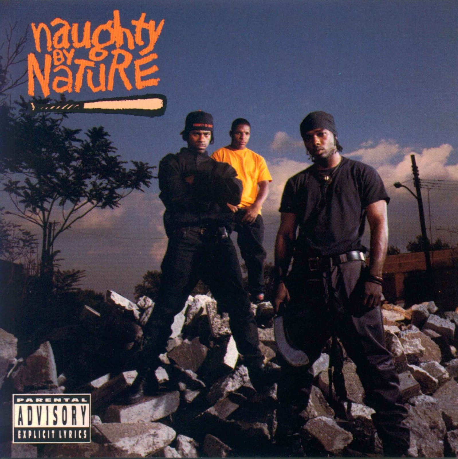 naughty by nature discography download