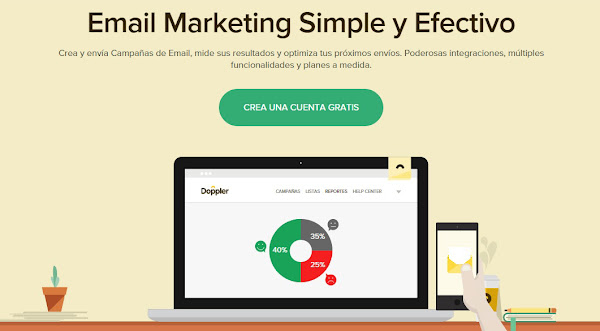 Doppler, email marketing