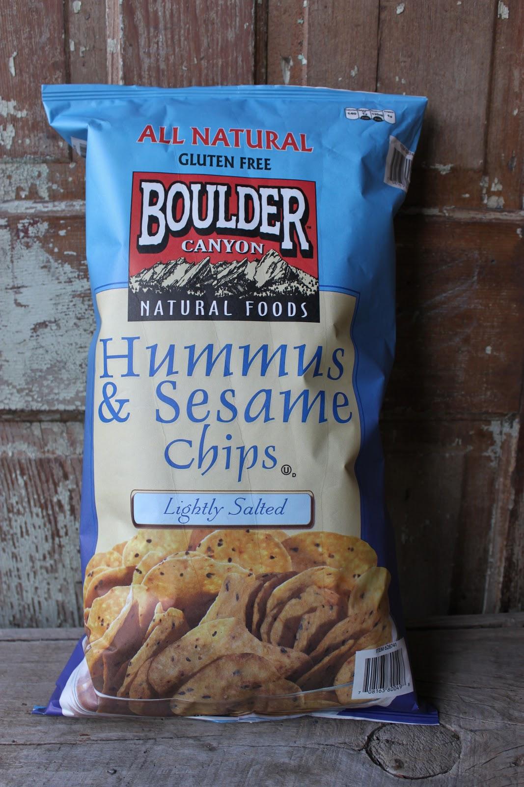 Five Ten Fifteen Boulder Canyon Hummus Amp Sesame Chips