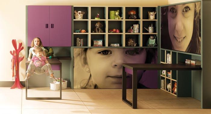 Como decorar un dormitorio juvenil for Habitaciones juveniles abatibles