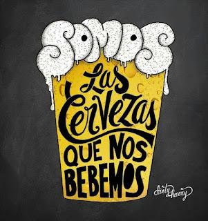 somos las cervezas que nos bebemos