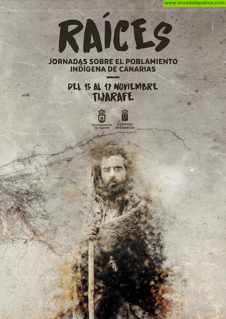 """Tijarafe acoge el próximo mes de noviembre """"Raíces"""", las jornadas sobre el origen delpoblamiento indígena en Canarias"""