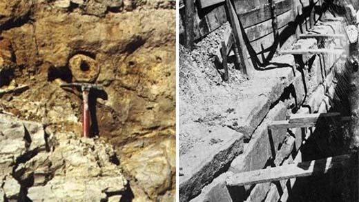 El misterio de la inmensa instalación subterránea de Rockwall. ¿Son las huellas de una civilización perdida de los gigantes?