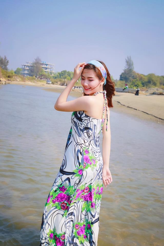 Was myanmar model beach photos sorry