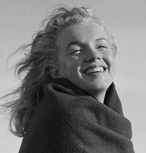 Marilyn Monroe, Σπάνιες Φωτογραφίες, 20 Ετών - 1