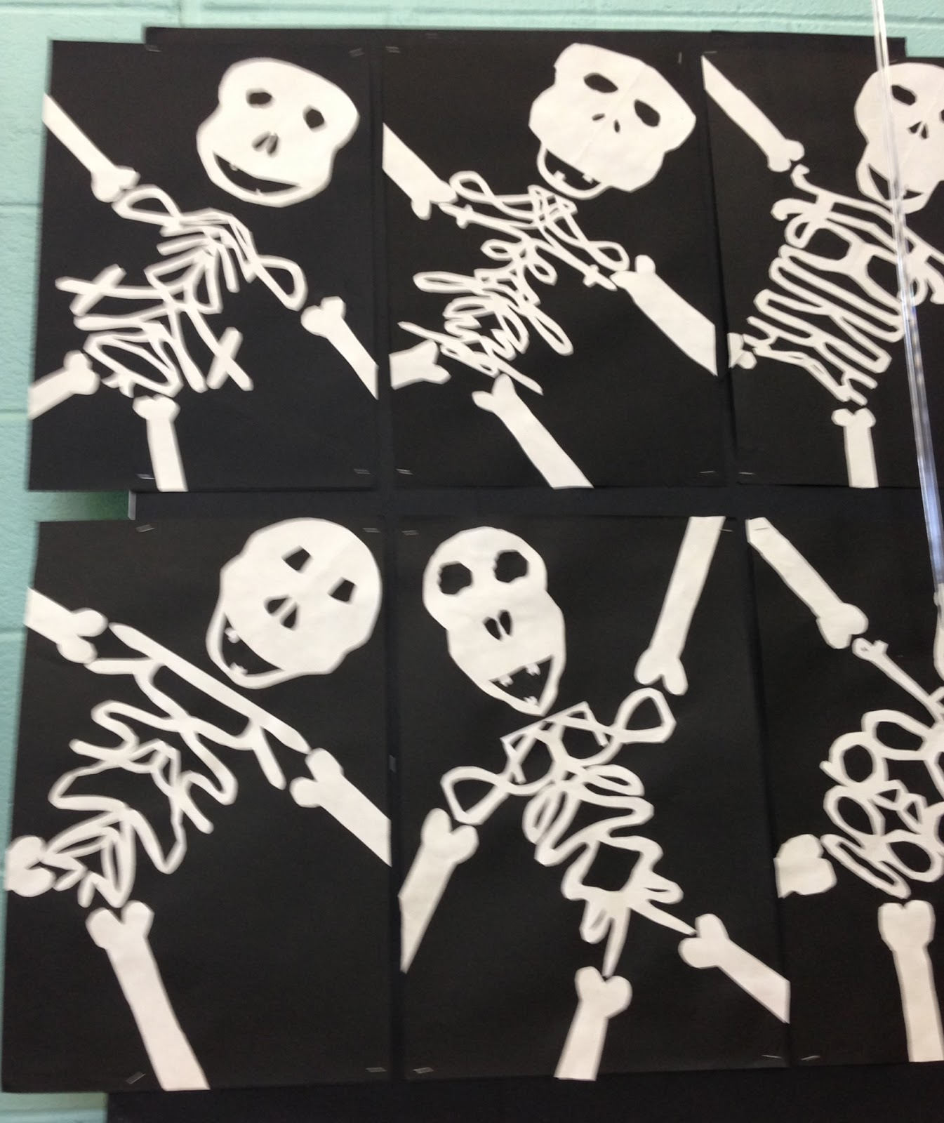 Apex Elementary Art No Bones About It Ese Are Cool