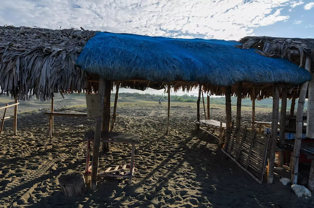Cool Shade Culili Point Paoay Ilocos Norte Philippines