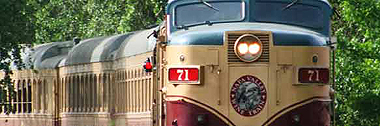 Travel Review - Napa Valley - The Wine Train / www.delightfulrepast.com