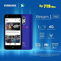 Evercoss Xtream 1 Pro (M50Star)