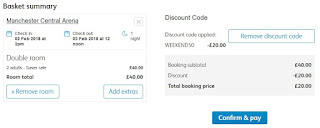 How to apply Travelodge discount code