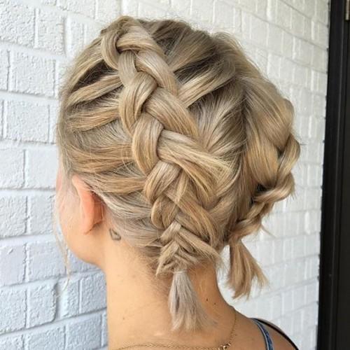 20 Peinados para Cabello Corto Super Fáciles y Lindos