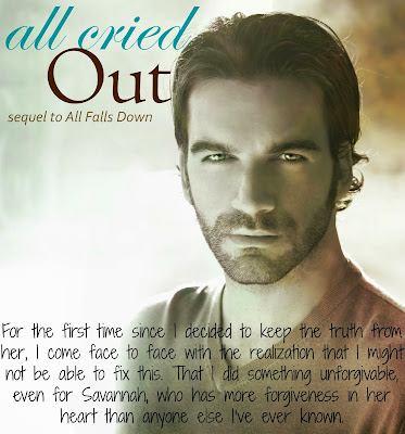 Cover Reveal for All Cried Out! 5