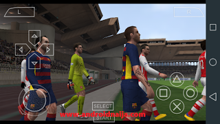 Download PES 2016 For PPSSPP - Phones - Nigeria