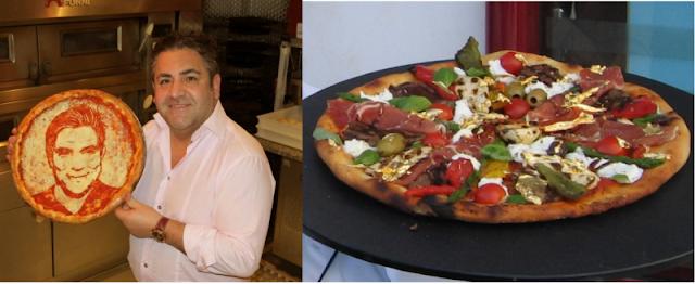 Domenico Crolla's Pizza Royale 007 adalah pizza paling mahal di dunia