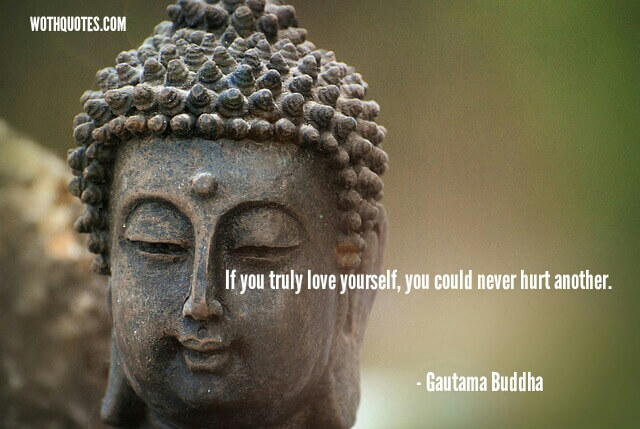 Gautama Buddha Quotes Simple Gautama Buddha Quotes And Wise Sayings  Wothquotes  Wothquotes