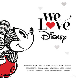Various Artists - We Love Disney on iTunes