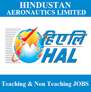 Hindustan Aeronautics Limited, HAL, 10th, Karnataka, Teaching, Non Technical, Peon, LDC, freejobalert, Sarkari Naukri, Latest Jobs, hal logo