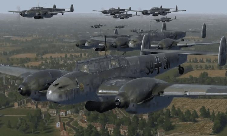 تحميل IL 2 Sturmovik Cliffs of Dover Blitz