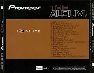 Los 90 En Mp3 Ii V A Pioneer The Album Vol 3 3cd