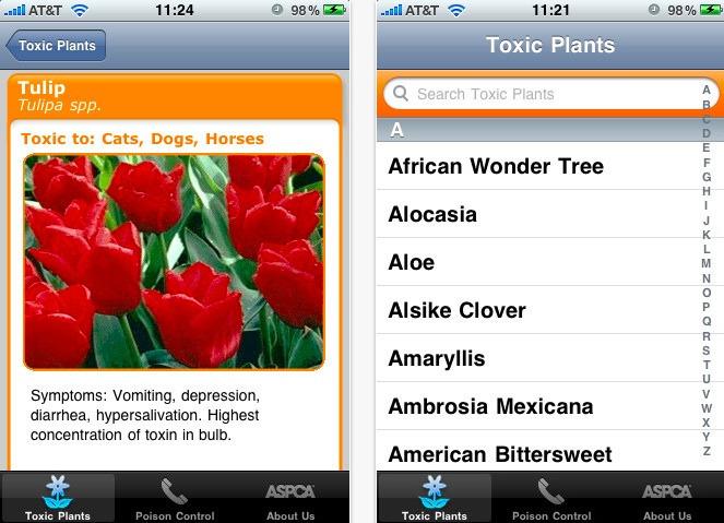 Petoxins-app