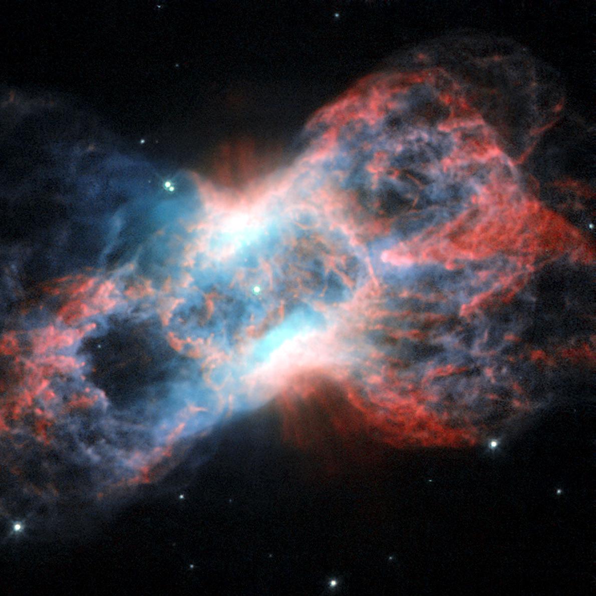 Jean-Baptiste Faure: Planetary Nebula NGC 7026 as viewed ...
