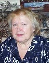 Валентина Цой - мать Виктора Цоя