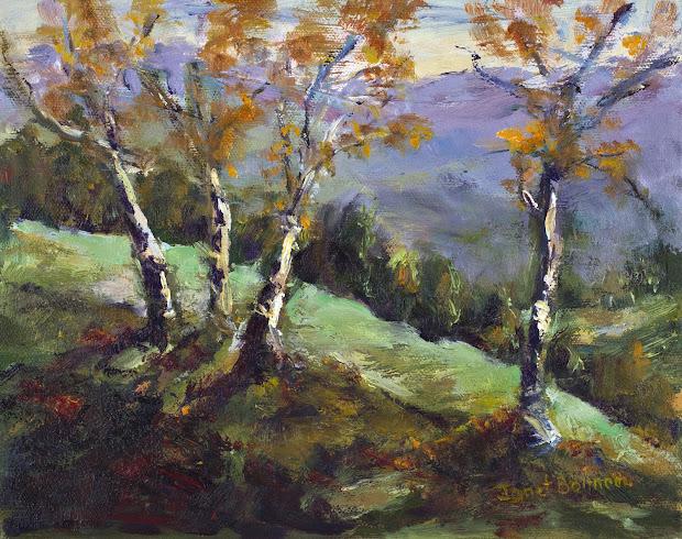 Vermont Art Zine Jericho Center Northern Artists