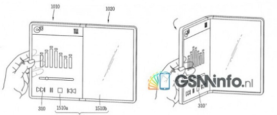 LG: Patent reveals flexible and transparent touch panel
