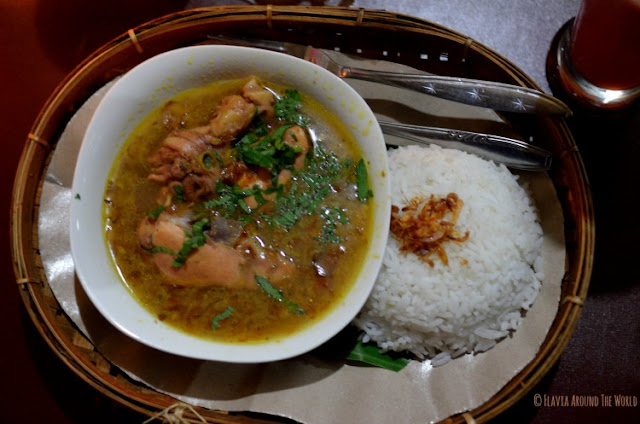 Sopa tradicional Bali Ubud