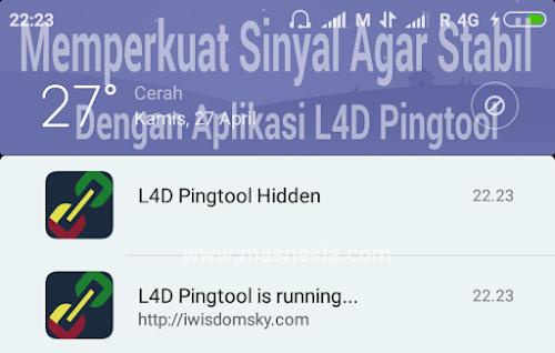 Aplikasi L4D Pingtool Gratis Terbaru