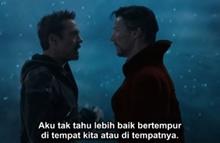 Download Film Gratis Hardsub Indo Avengers: Infinity War (2018) WEB-DL 480p Subtitle Indonesia 3GP MP4 MKV Free Full Movie Online