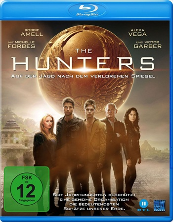 The Hunters 2013 Dual Audio Hindi Bluray Movie Download