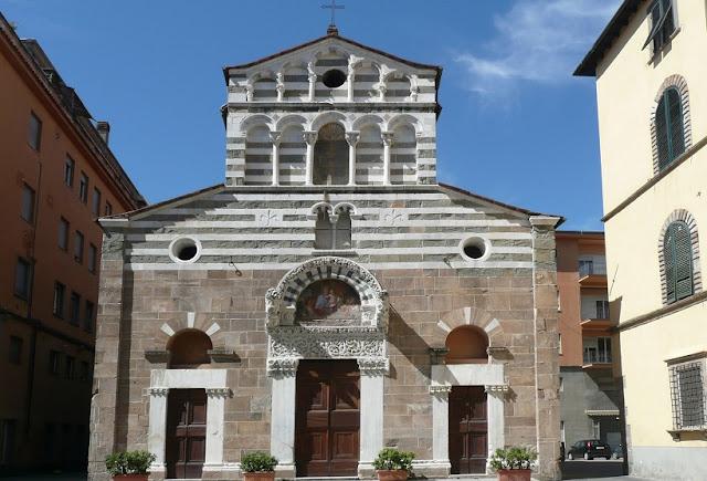 O que ver/fazer na Piazza San Giusto em Lucca