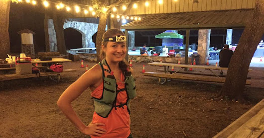 Alicia's J&J 50 Mile Race Report!
