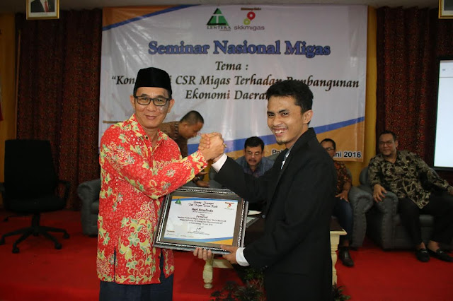 Heri Amalindo Curhat Dihadapan Mahasiswa Palembang