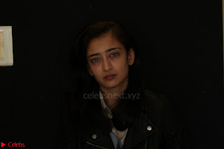 Akshara Haasan spotted at an interview for movie Laali Ki Shaadi Mein Laddo Deewana 015.JPG