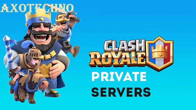 Download Clash Royale Private Server 1.3.2 Apk terbaru 2016 latest version