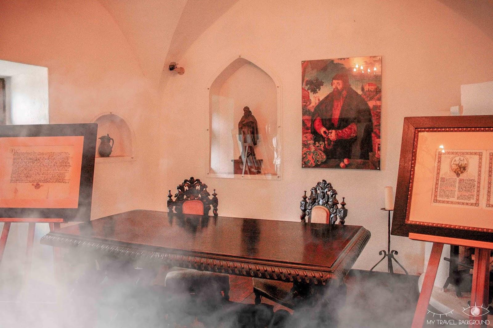My Travel Background : chez Dracula pour Halloween - Château de Bran, Château de Dracula