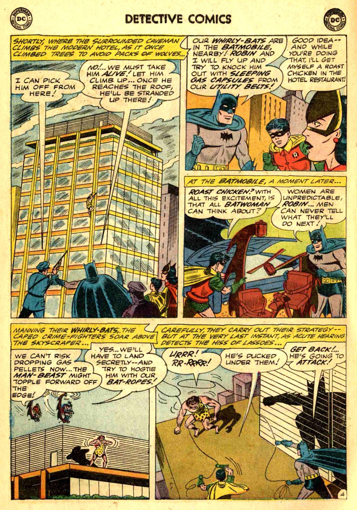 Detective Comics (1937) 285 Page 5