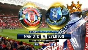 Manchester United vs Everton live stream online 5th October 2014